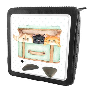 Folie für Musikbox - Katzenkorb 1 – Bild 10