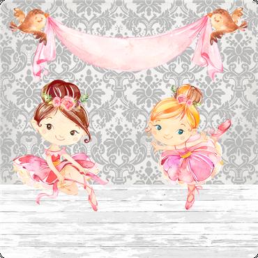 Folie für Musikbox - Balletttänzer – Bild 1