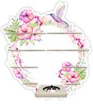 Regal für Musikbox - Kolibri 001