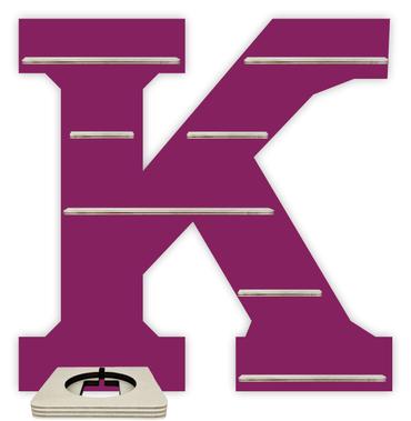 Regal für Musikbox - Alphabet K – Bild 2