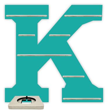 Regal für Musikbox - Alphabet K – Bild 7