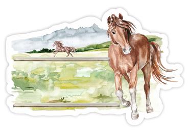 Erweiterung Pferdekoppel 1