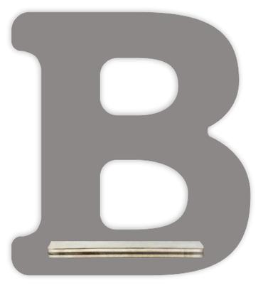 Regal für Musikbox - Mini Alphabet B – Bild 3