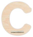Regal für Musikbox - Mini Alphabet C 001
