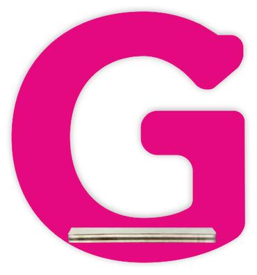 Regal für Musikbox - Mini Alphabet G – Bild 6
