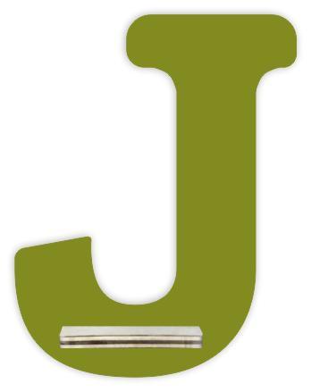 Regal für Musikbox - Mini Alphabet J – Bild 4