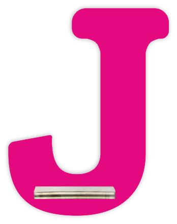 Regal für Musikbox - Mini Alphabet J – Bild 6