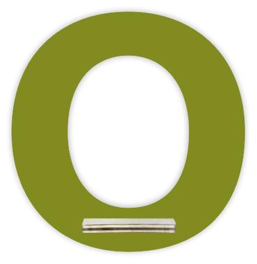 Regal für Musikbox - Mini Alphabet O – Bild 4