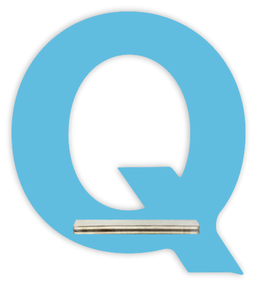 Regal für Musikbox - Mini Alphabet Q – Bild 5
