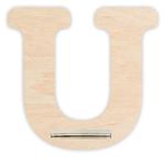 Regal für Musikbox - Mini Alphabet U 001