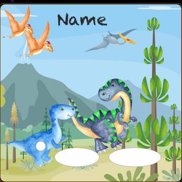 Folie für Musikbox - Dinoabenteuer – Bild 2