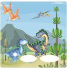 Folie für Musikbox - Dinoabenteuer – Bild 1