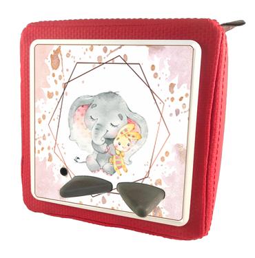 Folie für Musikbox - Oktagon rosa Elefant – Bild 9