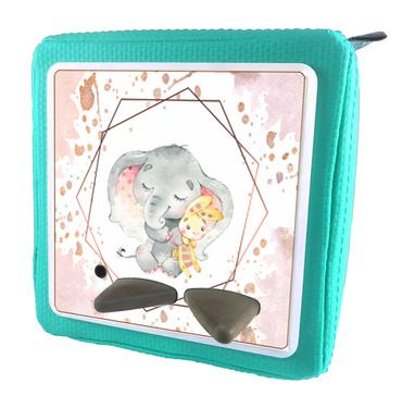 Folie für Musikbox - Oktagon rosa Elefant – Bild 11