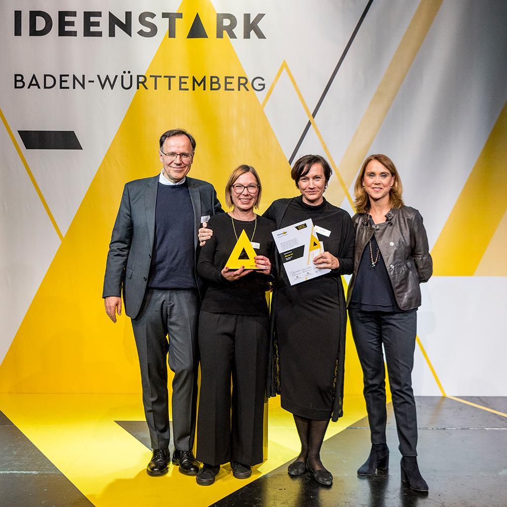 Ideenstark Gewinner 2019