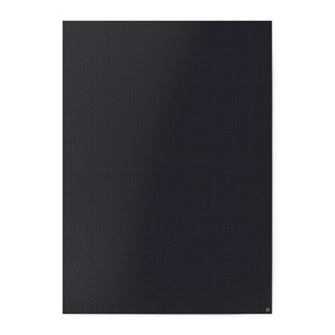 dot on art poster XL | black