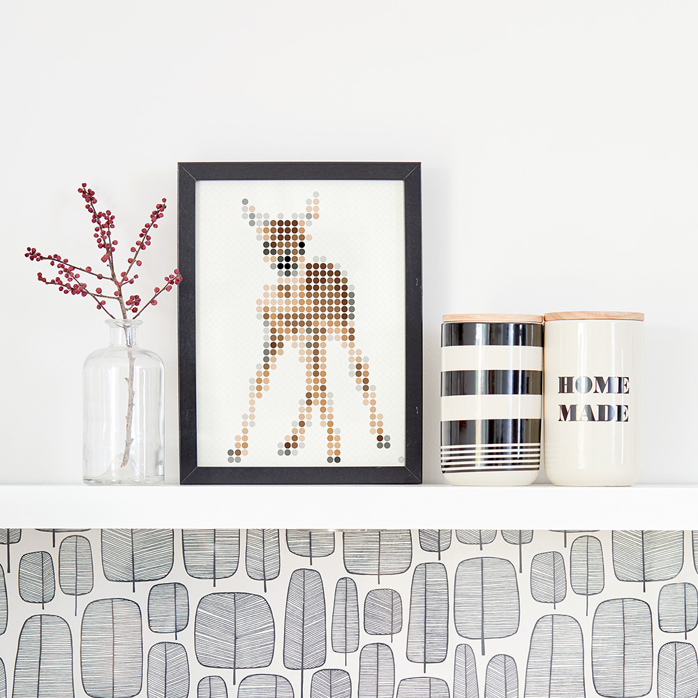 dot on art trend | my deer  – Bild 3