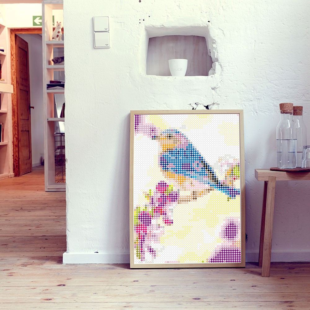 dot on art spring | birdie  – Bild 1