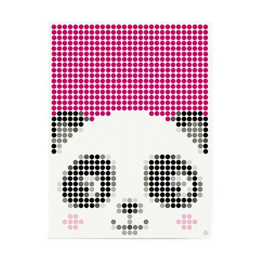 dot on art kids | panda