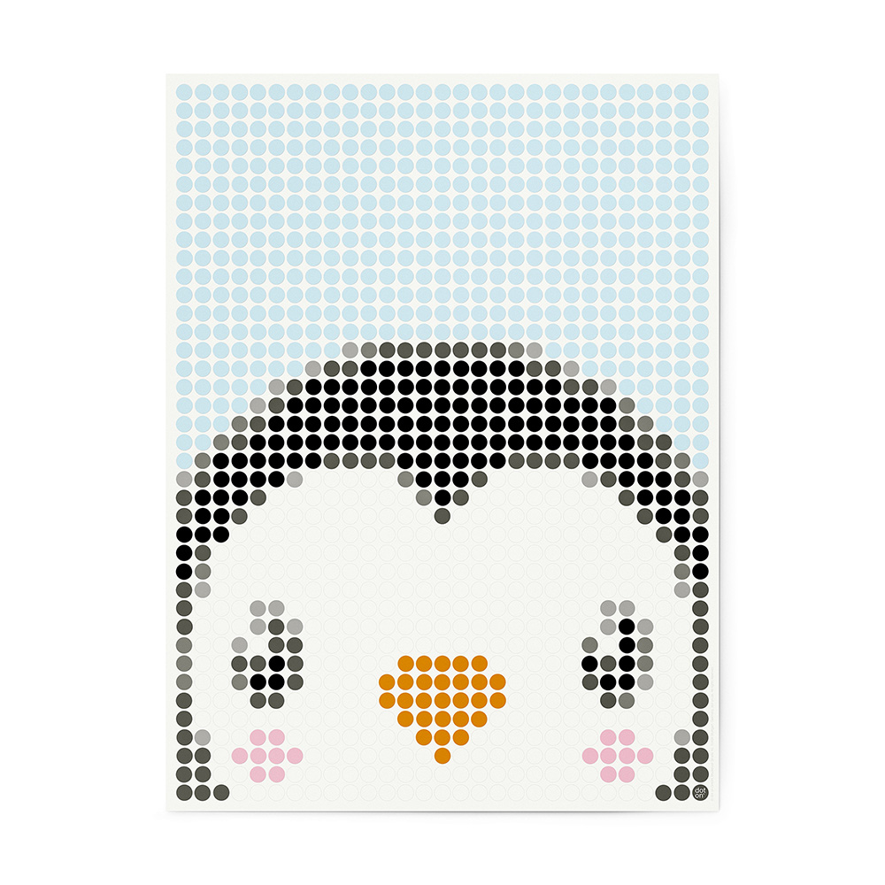 dot on art kids | penguin – Image 1