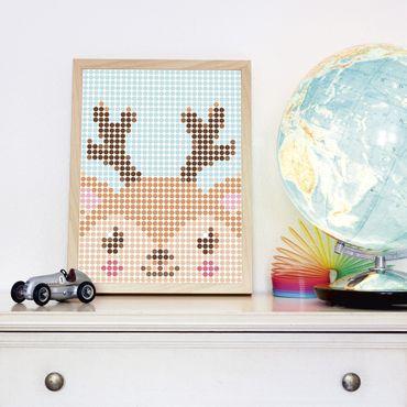dot on art kids | reindeer – Image 3