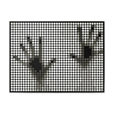 dot on art black&white | hands – Bild 1