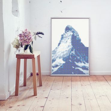 dot on art nature | mountain