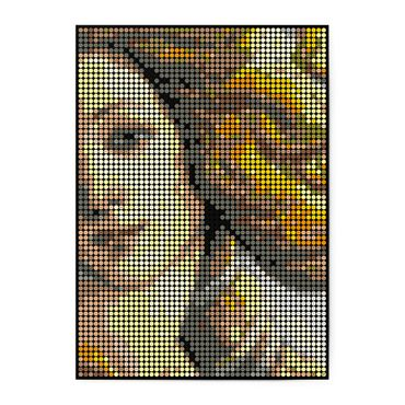 dot on art she | botticelli – Bild 1