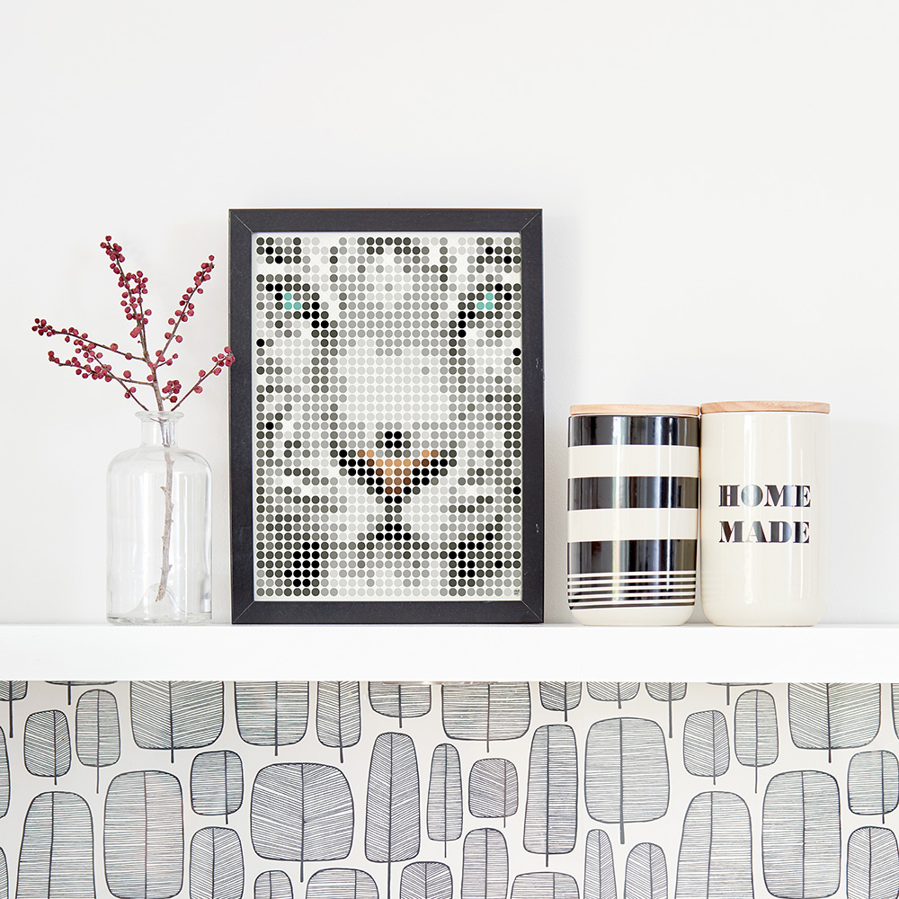 dot on art wild | tiger – Image 3