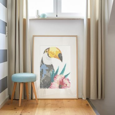 dot on art | toucan – Bild 3
