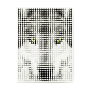 dot on art wild | wolf