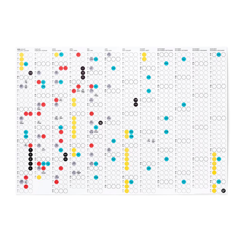 dot on classic | calendar 2020 – Image 3