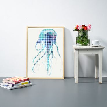 dot on art sea | jelly – Image 2