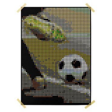 dot on art sports | soccer – Image 3