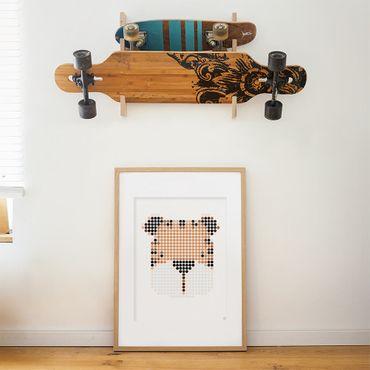 dot on art cute | tigger – Image 2