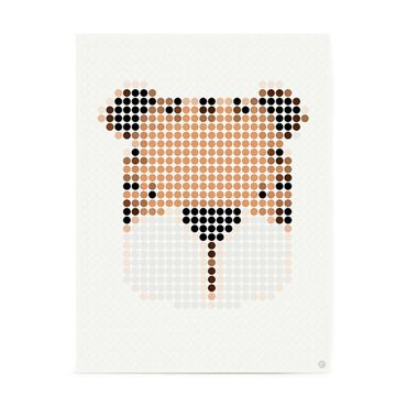 dot on art cute | tigger