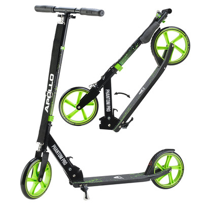 Apollo City Scooter - Phantom - Green  – Bild 1