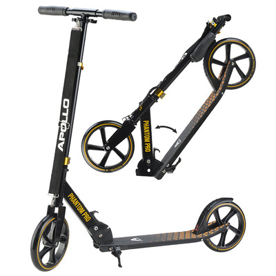 Apollo City Scooter - Phantom - Gold  – Bild 1