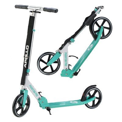 Apollo City Scooter - Phantom - Mint  – Bild 1