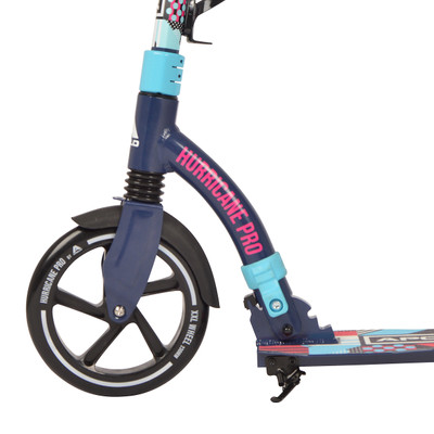 Apollo City Scooter - Hurricane - Blue  – Bild 2