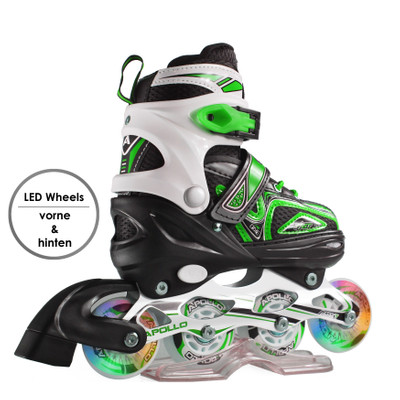 Apollo Inlineskate - Super Blade - Green - S  – Bild 4
