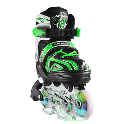 Apollo Inlineskate - Super Blade - Green - M  – Bild 1