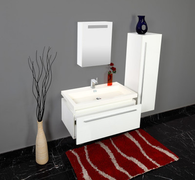 Badezimmer Set P945 weiss – Bild 2