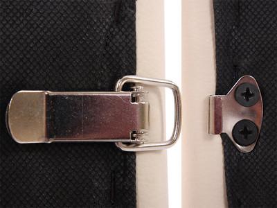 Modular Seitenteil rechts, Sessel mit Armlehne Lyon, Kunstleder ~ creme – Bild 6