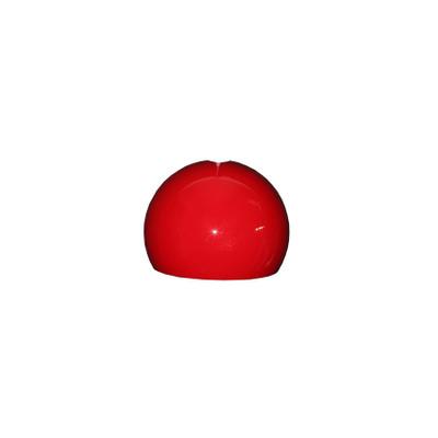 Schirm für Bogen- und Pendelleuchte LOUNGE DEAL II, Ø 40cm, Kunststoff ~ rot