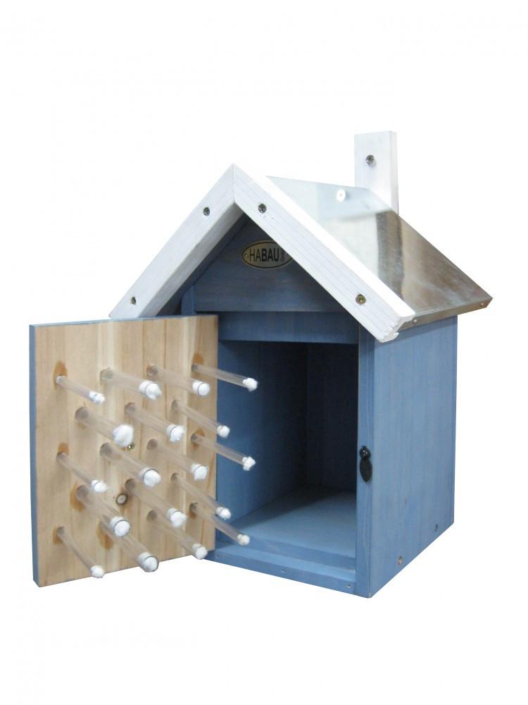 Holz Bienenhaus Nistkasten Beobachtungskasten Imker Bienenkasten
