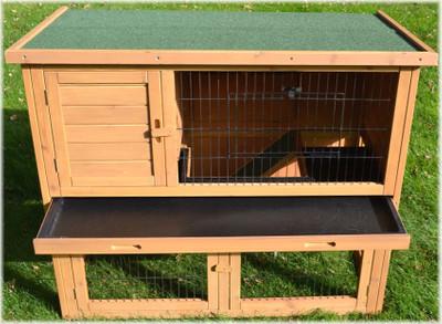 Hasenstall Happy Kaninchenstall  – Bild 3