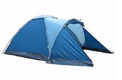 LAGERABVERKAUF!!! Iglu-Zelt aus Polyester blau – Bild 1