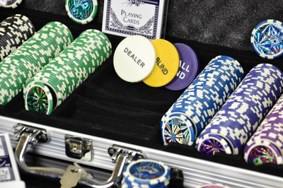 Pokerkoffer 500 Pokerchips OCEAN CHAMPION CHIP Pokerset – Bild 4