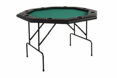 Profi Casino Pokertisch klappbar 8 eckig 120 cm